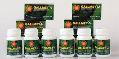 Gallmet termékek